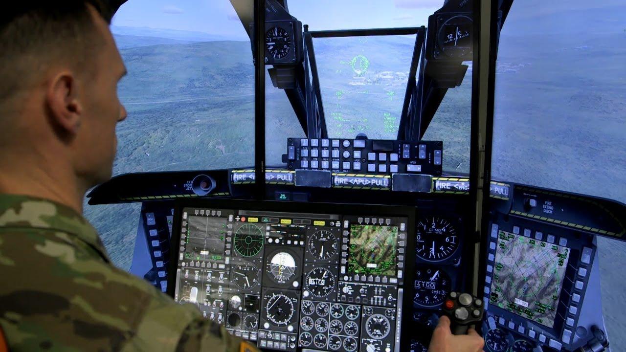 Армия США разрабатывает систему для обучения солдат внутри виртуальной реальности