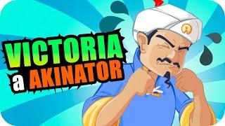 VICTORIA AL NUEVO AKINATOR! EL GENIO QUE SABE TODO!
