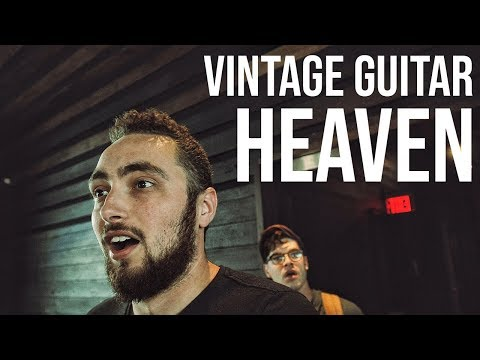$200 MILLION Vintage Guitar Collection