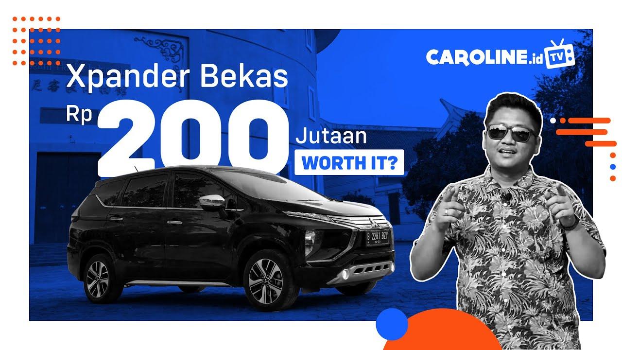 Review Mitsubishi Xpander Bekas 2018 Ultimate | CAROLINE.id