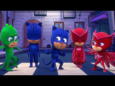PJ Masks Episodes | TWIN PJ Masks! ⭐️APRIL 2018 Special ⭐️Cartoons for Children #135