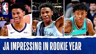 Best of Ja Morant | Part 1 | 2019-20 NBA Season