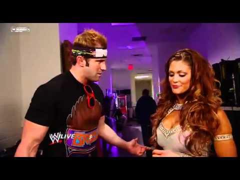 Raw: Zack finally asks out Eve as Kane lurks