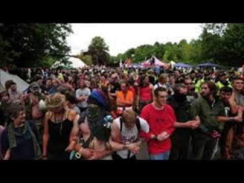 Battle of Balcombe - The music and images