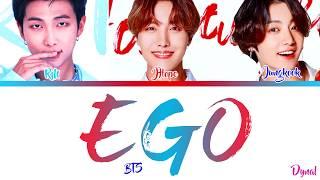 BTS (방탄소년단) - EGO (Jhope, Jungkook ft. RM)[Color Coded Lyrics/Han/Rom/Eng/가사]