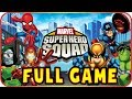 Marvel Super Hero Squad Walkthrough Full Game Longplay