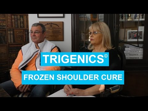 Suzanne from Germany and her frozen shoulder story