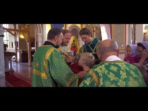 Московская церковь христа видео
