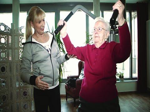 Fitness im Altenheim