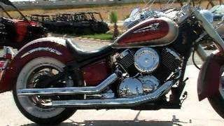 2004 Yamaha V Star 1100 Classic Motorcycle Specs, Reviews ...