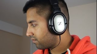 Sennheiser HD 201 Unboxing and Review