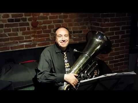 Oleg Ruvinov  - Solo Tuba + IReal- my heart belongs to daddy/Cole Porter