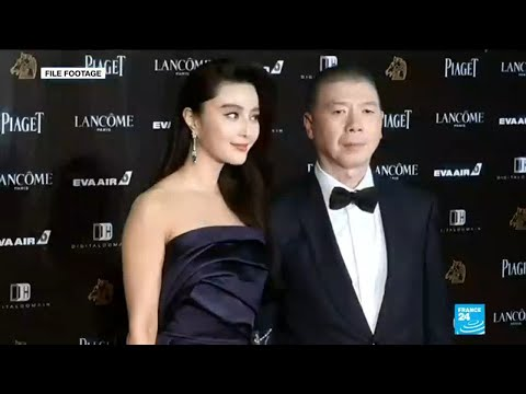 Chinese star Fan Bingbing resurfaces after three months of silence