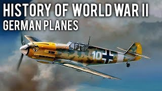 (Some) German Planes Of WWII