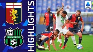 Genoa 2-2 Sassuolo Pekan 8
