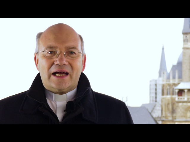 Hambacher Forst: Bischof Dieser ruft zu Gewaltverzicht auf