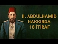 II Abdlhamid Hakknda 18 tiraf