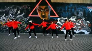 Ulaan Tug - Red Flag dance crew - Snap Keep it up Choreography