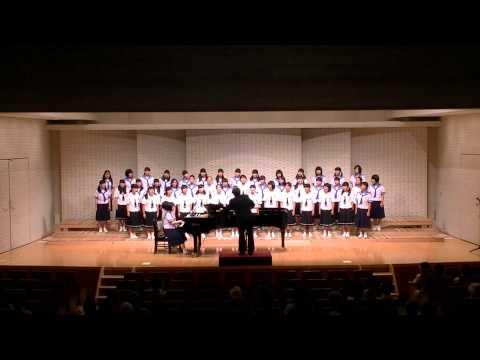 150720いわき市立泉中学校合唱部 プレゼント「2015年NHK合唱コンクール課題曲」