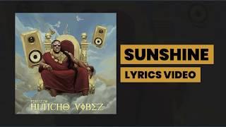 Peruzzi   Sunshine Ft. Davido (Lyrics) Huncho Vibes