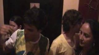Nave de Prata e 14 Bis - Pós Show - Camarim