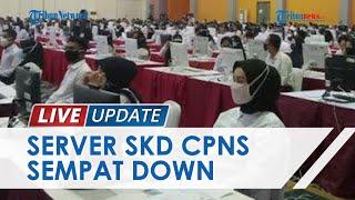 Server Down, Tes SKD CPNS di Kalimantan Utara Mundur 4,5 Jam, Pansel: Ini Terjadi secara Nasional