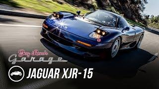 Jaguar XJR-15 1991 - Jay Leno's Garage