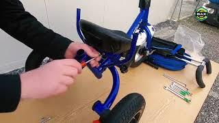 Bax Trike Air Aufbau