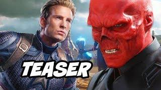 Avengers 4 Plot Teaser Confirmed and Infinity War Scene Explained