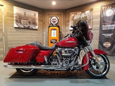 2019 Harley-Davidson Street Glide® in Kokomo, Indiana - Video 1