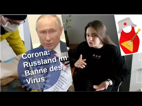 Corona: Russland im Banne des Virus [Video]