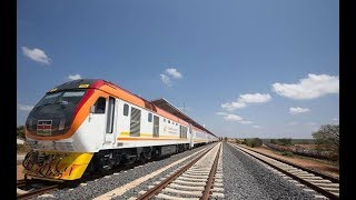 SGR DEBT : Government struggling to pay sh.36 Billion debt, owed to EXIM bank of China