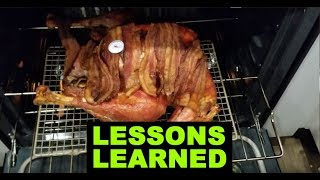 Cooking Gordon Ramsay Christmas Turkey + Cartoon Sound FX