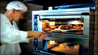 """Обучение пекарей и открытие новой пекарни ???? Мини - Пекарня с """"Нуля"""" ???? Второй день"""
