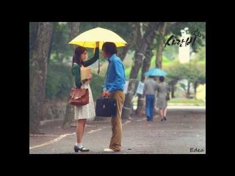 Love Rain 사랑비 OST - Because It's You - Tiffany (SNSD) HD
