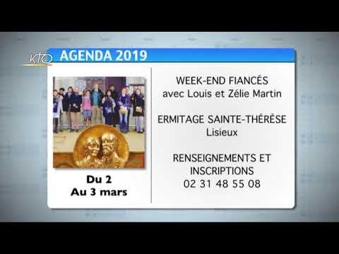 Agenda du 22 février 2019