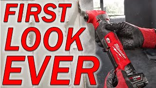 Milwaukee M12 FUEL Oscillating Multi Tool THEY FINALLY DID IT! (First Look)