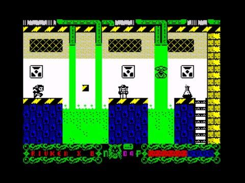 Ninja Poison Walkthrough, ZX Spectrum