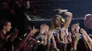 30 Seconds to Mars - The Race, Amsterdam Ziggo Dome, 12-11-2013 HD