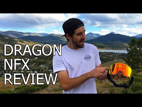 Dragon NFX Snowboard Goggle Review