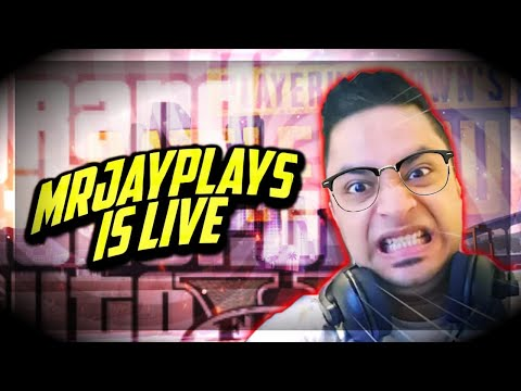PUBG MOBILE & GTA 5 PAKISTAN/INDIA - MRJAYPLAYS