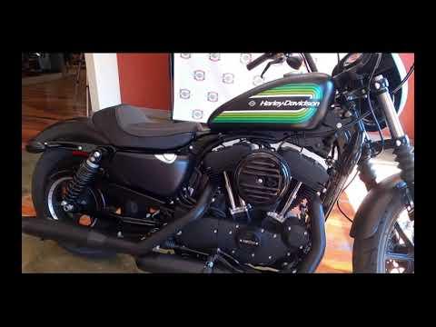 2021 Harley-Davidson Sportster Iron 1200
