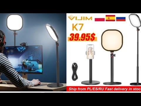 Светодиодная панель для съёмки видео VIJIM k7 Video LED Panel