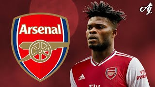 Thomas Partey - Welcome to Arsenal - 2020/21