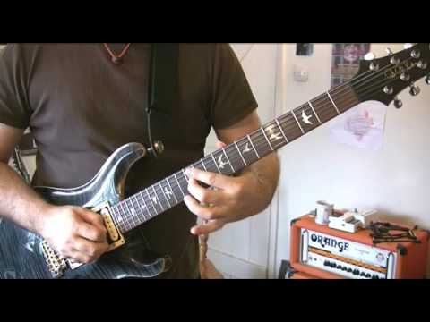 Free Guitar Lesson - Clean Technique part two