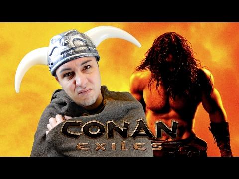 Un nouveau jeu Conan ! Par Crom ! (Conan Exiles)