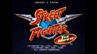 Street Fighter: The Movie (Arcade) - Balrog Theme