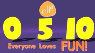 Fun Counting Song For Kindergarten - Numbers Song For Kids - ELF Kids Videos