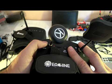 Eachine EV800D unboxing, analysis and testing