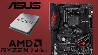 Newegg Presents: AMD Ryzen 2 Launch with ASUS